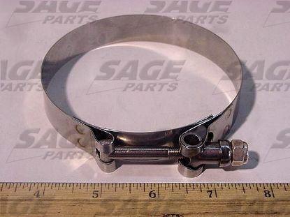 Picture of CLAMP, T-BOLT 3.66 - 4.06 ZINC BOLT