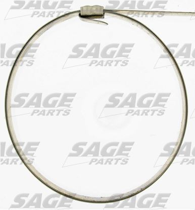Picture of CLAMP, S.S. STRAP/BUCKLE