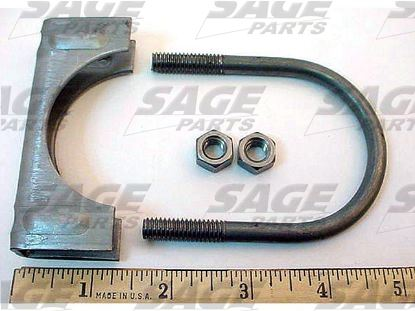Picture of CLAMP, 2 INCH MUFFLER STD