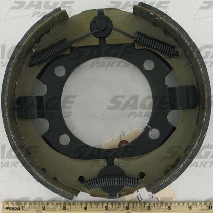 Picture of PLATE, PARKING BRAKE DRUM