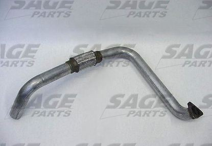 Picture of PIPE, EXHAUST MANIFOLD TO MUFFLER