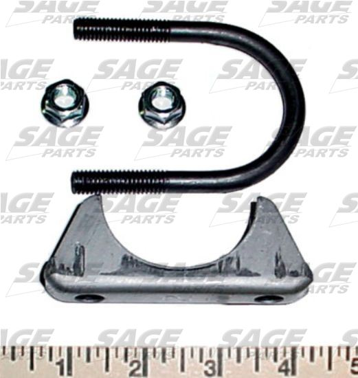 Picture of CLAMP, EXHAUST 2IN HEAVY DUTY