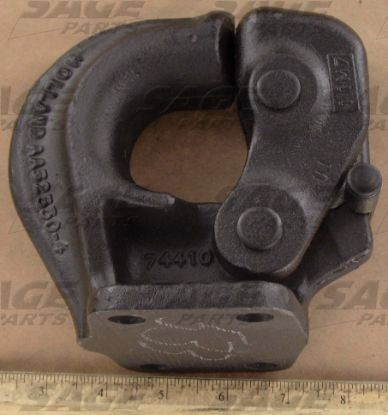 Picture of HITCH, PINTLE BLACK