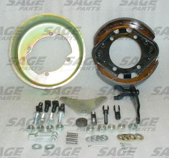 Picture of BRAKE, PARKING C6 COMPLETE ASSEMBLY
