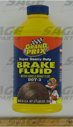 Picture of FLUID, BRAKE 12OZ DOT 3