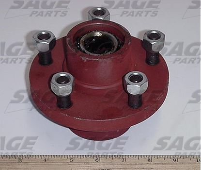 Picture of HUB, WHEEL W/ BEARINGS SEALS & BOLTS