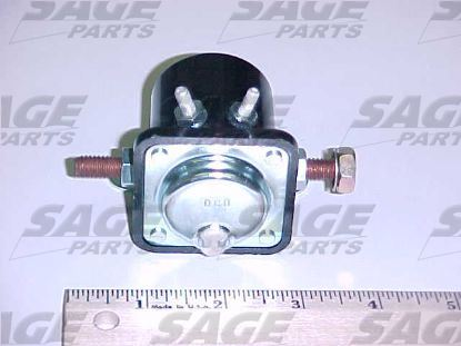 Picture of SOLENOID, STARTER RELAY