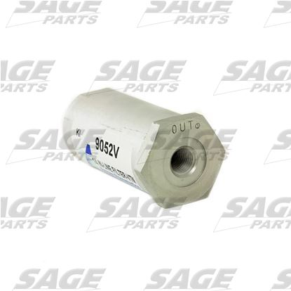 Arrow Pneumatics 1/4 In-Line Filter