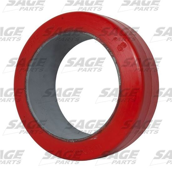Solidthane Poly Tire