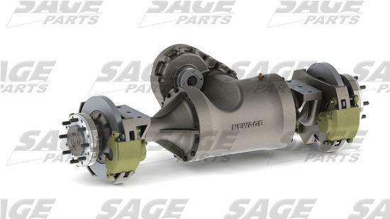 NewAge 512 Series Axle (15.8:1 RATIO)