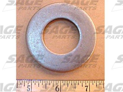 Picture of WASHER, AXLE NUT