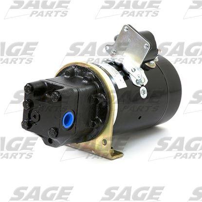 Emergency Hydraulic Pump