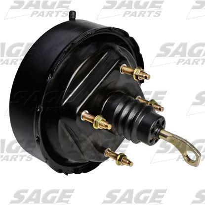 RAMPTECH Brake Booster Vacuum Power Assist