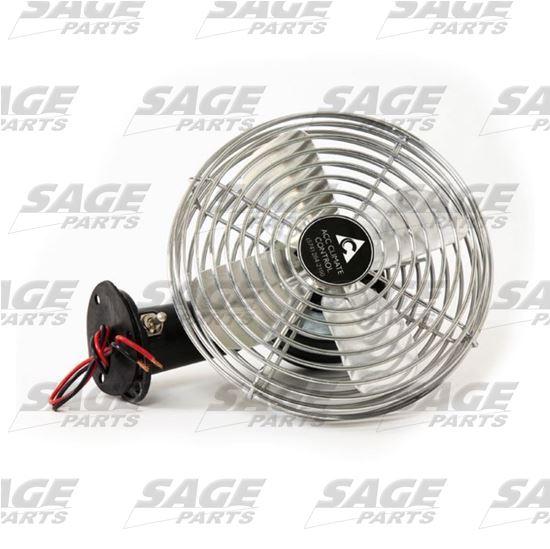 12 Volt Cab Fan