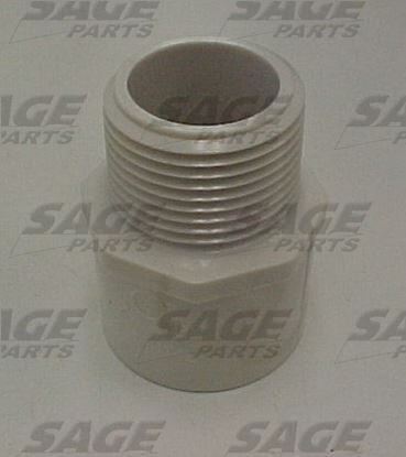 Picture of ADAPTOR, THREADED 1 INCH