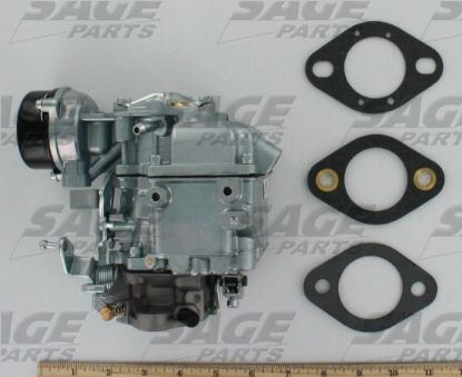 Picture of CARBURETOR, RAMPTECH SINGLE BARREL