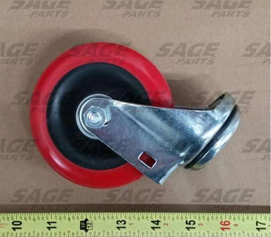 Picture of WHEEL, CASTER DOLLY HOSE