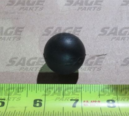 Picture of BALL, RUBBER STOP BALL 1 1/4 INCH