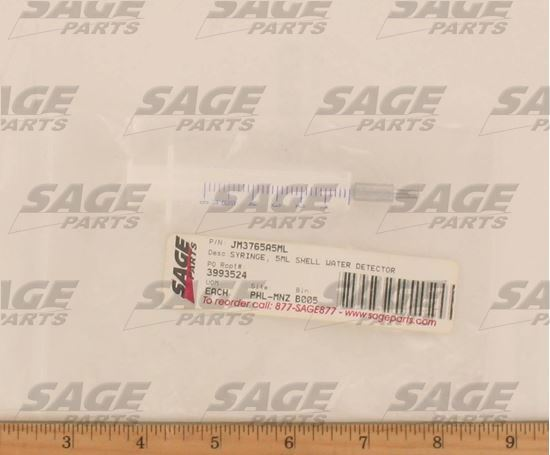 Picture of SYRINGE, SHELL WATER DETECTOR 5ML